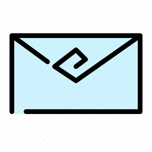 envelope, inbox, letter, mail, message icon
