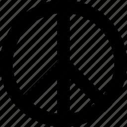 emoji, no war, peace, peace symbol, protest icon