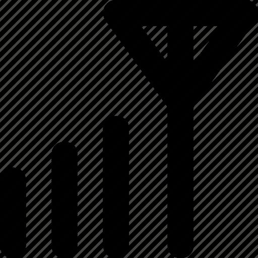 antenna bars, emoji, network, signal bars, signals icon