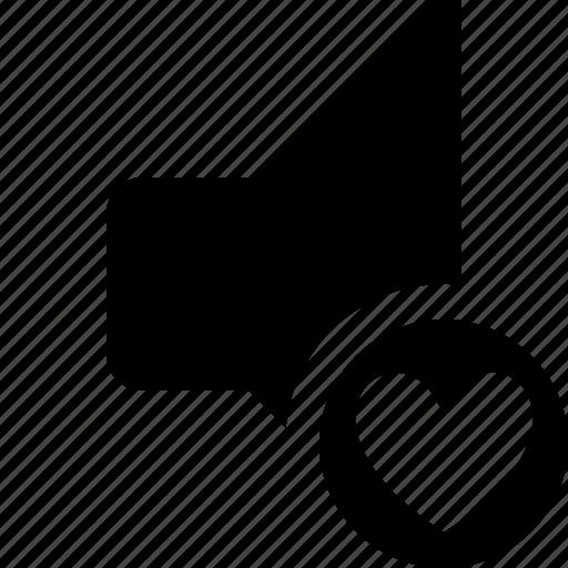 audio, favorites, music, sound, speaker, volume icon