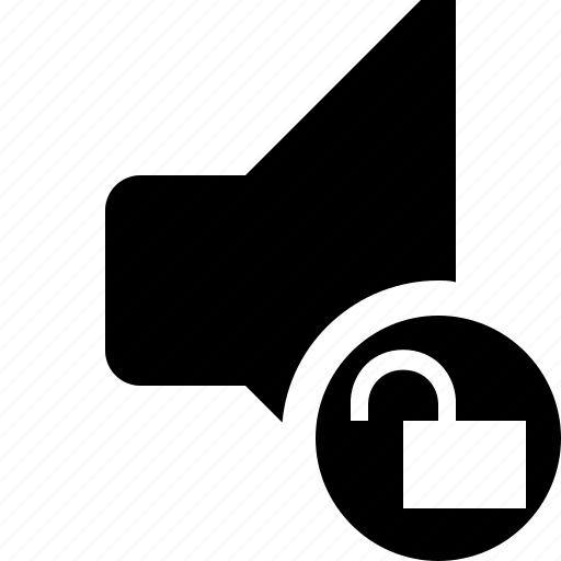 audio, music, sound, speaker, unlock, volume icon