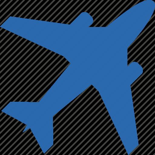 airplane, flight, plane, transport, travel icon
