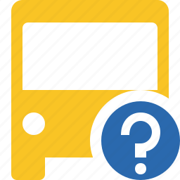 bus, help, public, transport, transportation, travel, vehicle icon