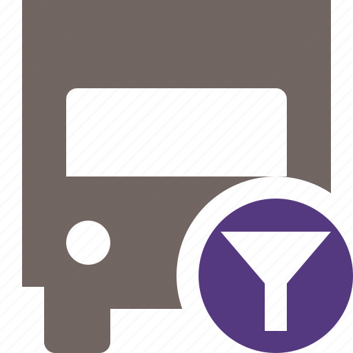 delivery, filter, transport, transportation, truck, vehicle icon