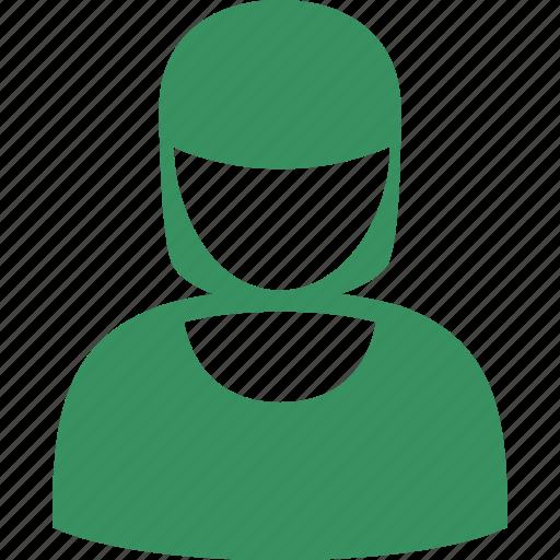 account, female, profile, user, woman icon
