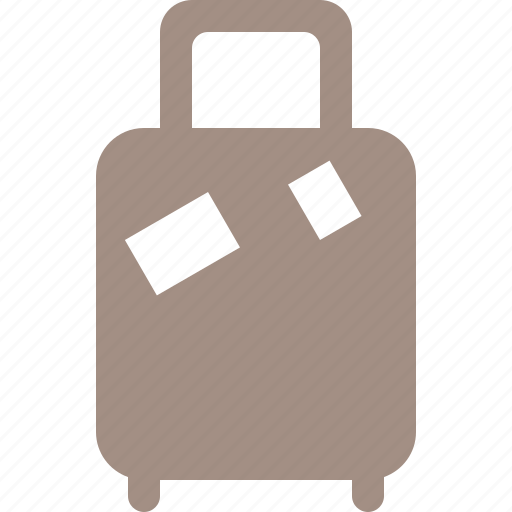 bag, baggage, luggage, suitcase, travel, vacation icon