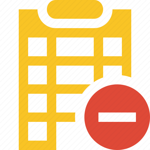 building, city, hotel, office, stop, travel, vacation icon