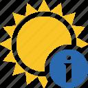 information, summer, sun, sunny, travel, vacation, weather