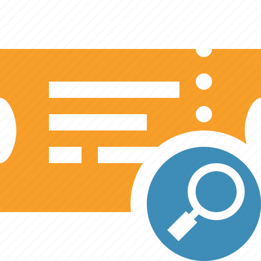 movie, search, ticket, transport, travel, vacation icon