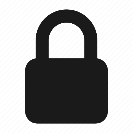 Lock, privacy, protection, security icon - Download on Iconfinder