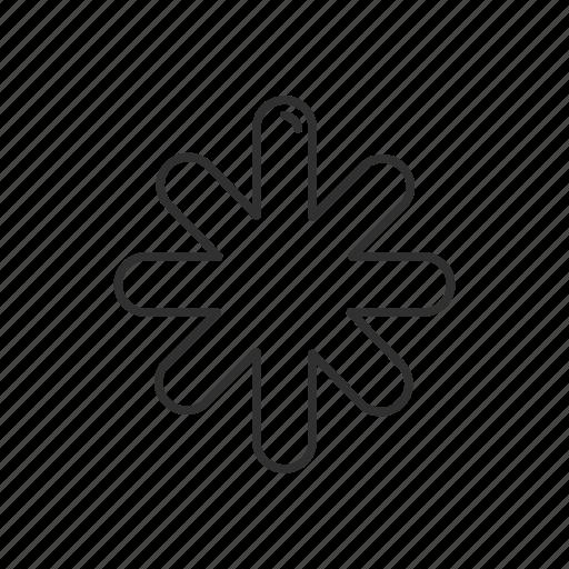 asterisk, emoji, keycap, keycap asterisk, mark, note, reference icon