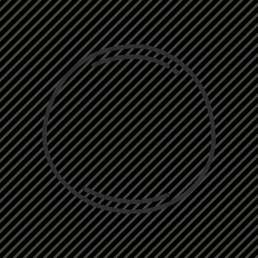cartoon, circle, circle button, emoji, round, round button, shape icon