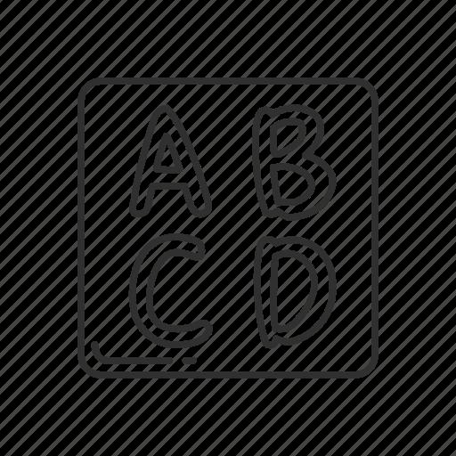 alphabet, alphabets, capital letters, emoji, latin capital letters, letters, squared alphabet icon