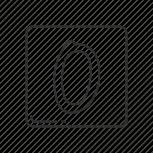 capital letter, emoji, emoticon, latin, latin capital letter o, letter o, letter o symbol icon