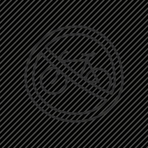 bicycle, emoji, no bicycle symbol, no bicycles, no bicycles allowed, squared no bicycle icon