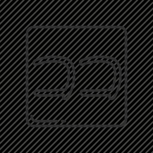 emoji, here, japanese, japanese button, katakana koko, squared katakana koko icon