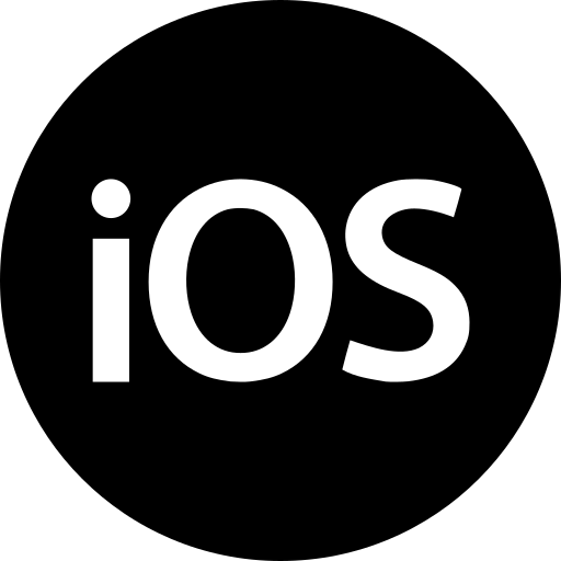 apple, ios icon