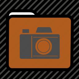 camera, folder, image, photo, picture icon