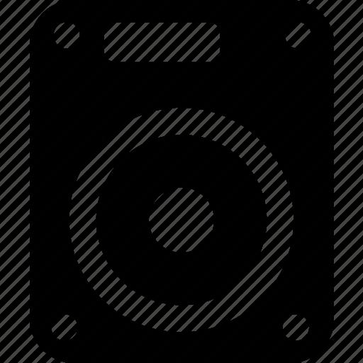 Disk, harddisk, hdd, startup, memory icon