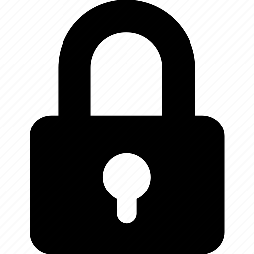 key, lock, password, private, safe, secure icon