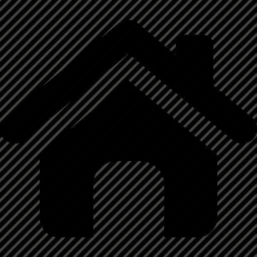 estate, home, house, main, menu, real icon