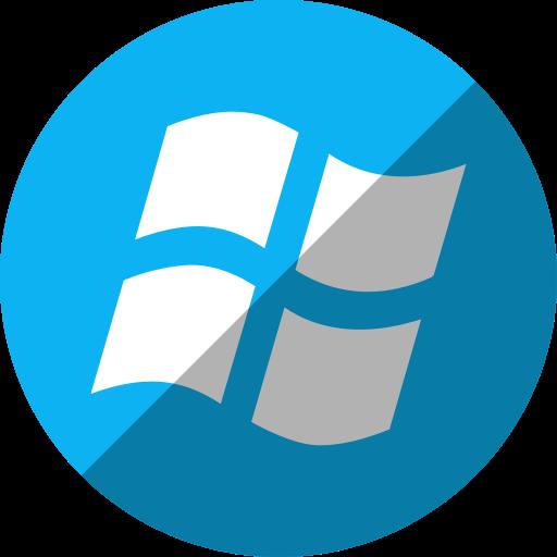 microsoft, ms, windows icon
