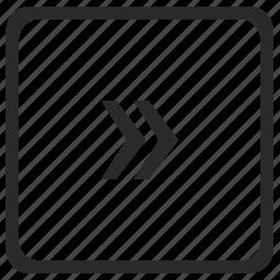 double, keyboard, latin, mark, quotation icon