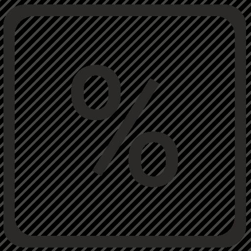 economics, element, keyboard, latin, math, percent icon