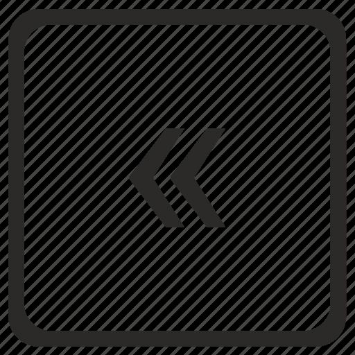 double, keyboard, latin, left, mark, quotation icon