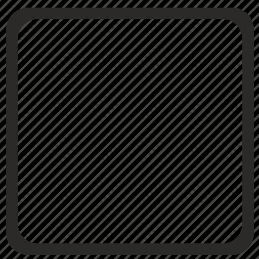border, element, frame, square, ui icon
