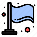 finish, flag, milestone icon