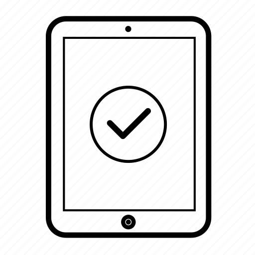 android tablet, computer tablet, device, ipad, protected, tablet, tablet display icon