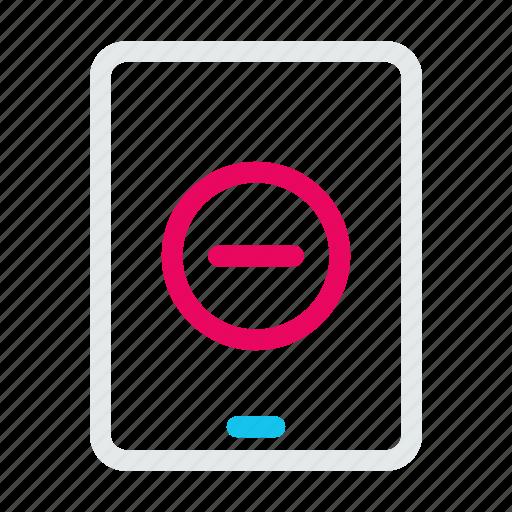 computer, mobile, phone, smartphone, tabletdelete icon