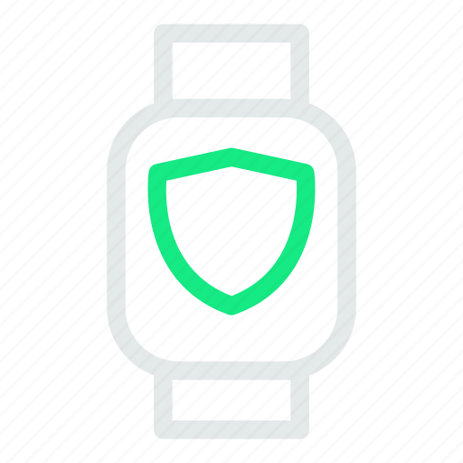app, device, mobile, smart, technology, watchshield icon