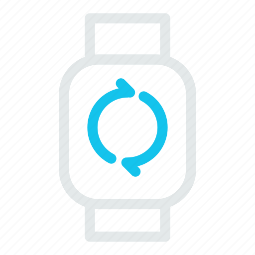 app, device, mobile, smart, technology, watchsync icon