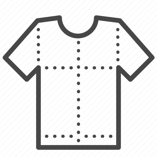 clothes, craft, garment, pattern, tailor icon
