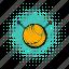 ball, comics, knitting, needle, thread, woollen, yarn icon