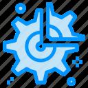 break, cog, configuration, gear, wheel icon