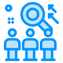job, rescource, search, team, user icon