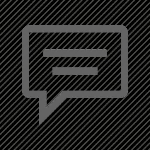 bubble, communication, conversation, dialog, popup, speech icon
