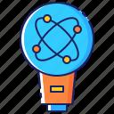 brainstorming, bulb, business, generation, idea, lamp, light icon