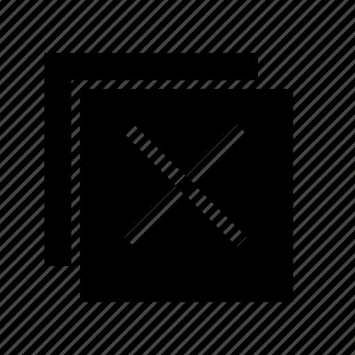 delet, deleted, documents, file, folder, paper, taskbaricons icon