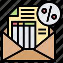 accounting, bill, invoice, statement, tax