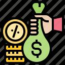 benefit, refund, return, saving, tax