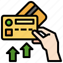 card, commerce, credit, debit, method, payment, shopping