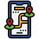 location, map, maps, pin, placeholder, pointers, route