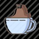 beverage, coffe, cup, tea icon