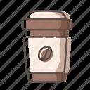 cafe, coffee, cup, mug icon