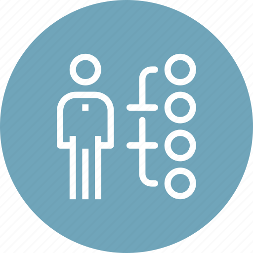 abilities, employee, job, person, recruitment, skills, staff icon