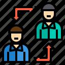 business, change, management, team, teamwork, work
